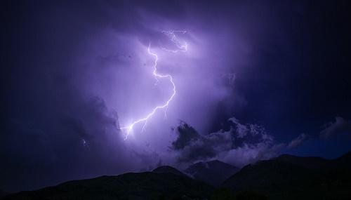 雷 距離 1秒 危険