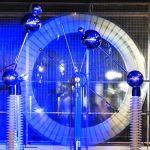 大気電流発電の仕組みと雷の光との関係と発電量の実験