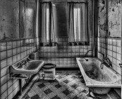 雷 家の中 風呂 感電